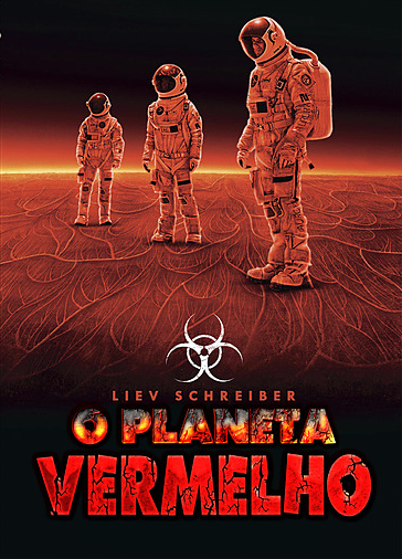 O Planeta Vermelho Dublado 2014