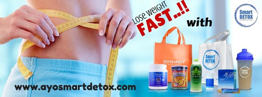 Diet Cepat Dan Aman Dengan Smart Detox