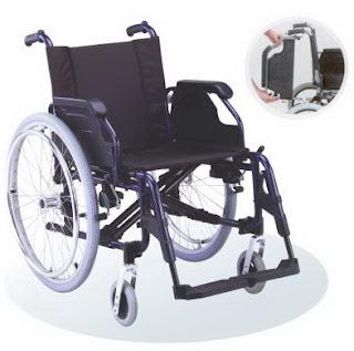 jual kursi roda comfort