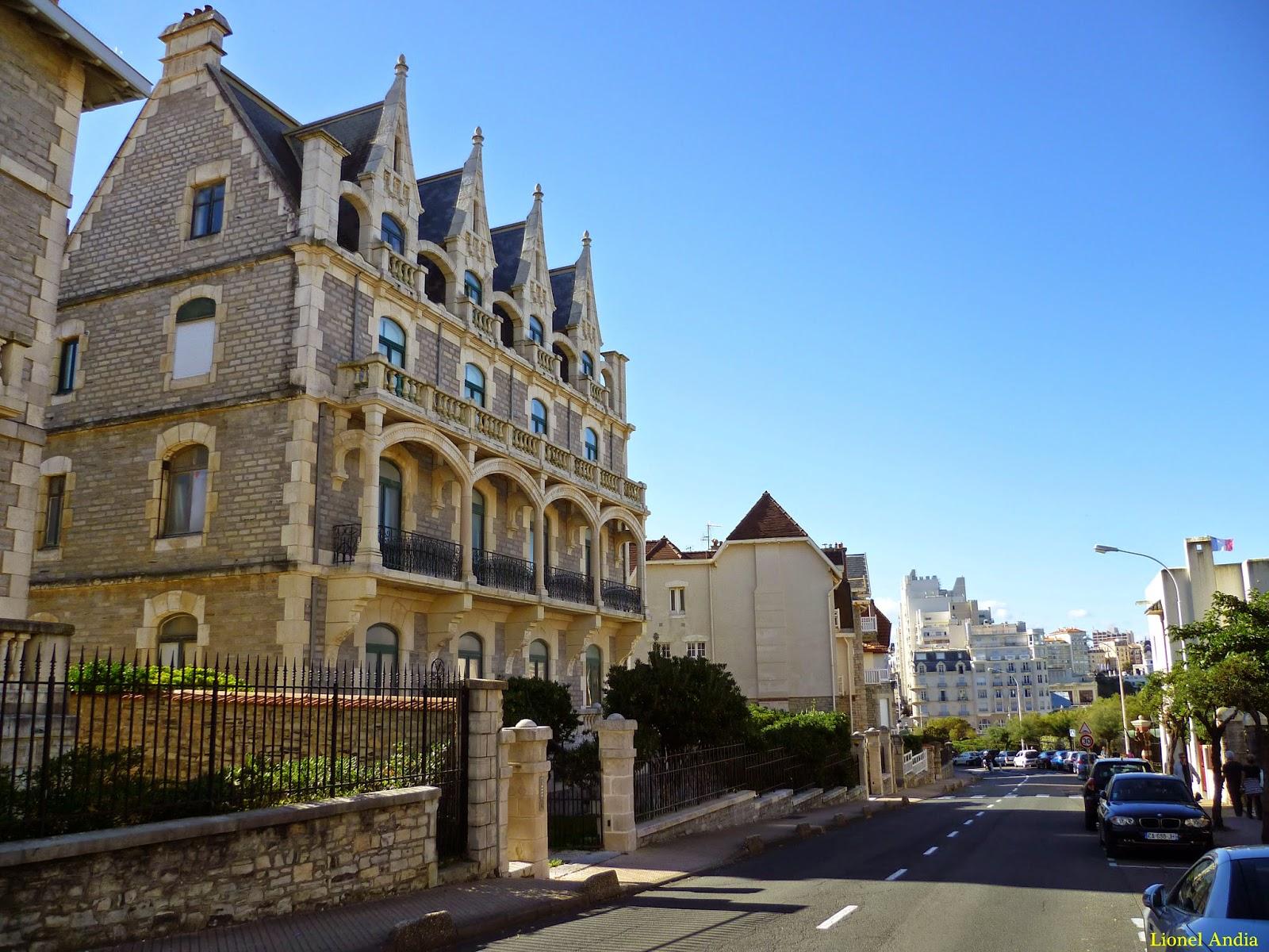 La Villa Labat  U00e0 Biarritz
