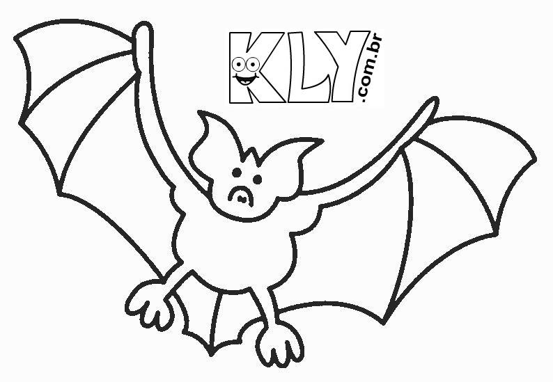 desenhos de morcegos para colorir desenhos para colorir