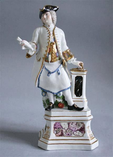 Mason Porcelana  año 1743