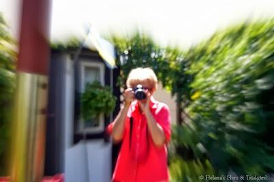 Jag fotograferar varje dag!