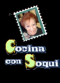 Cocina con Soqui