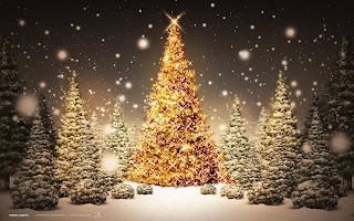 Fondos navideños