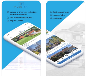 Real Estate App of the Month - InvestFar
