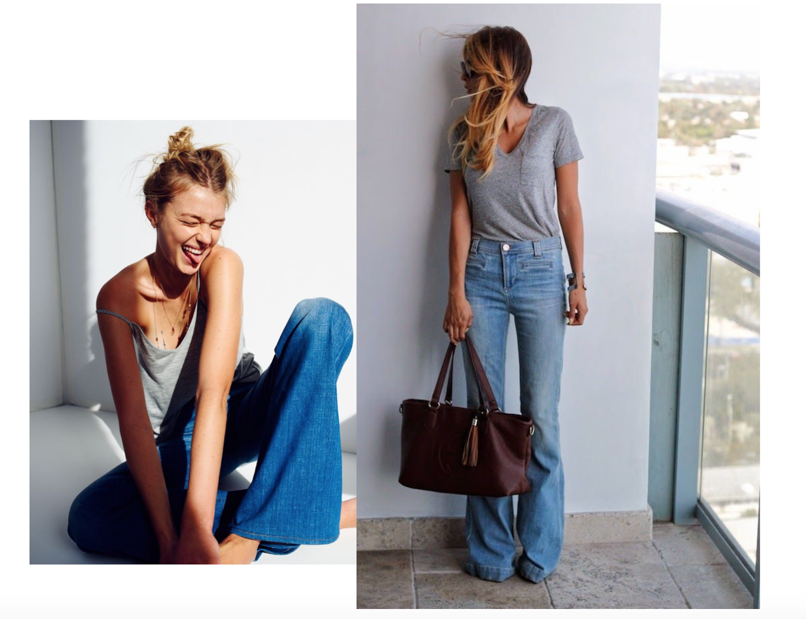 flared jeans inspiration itslilylocket