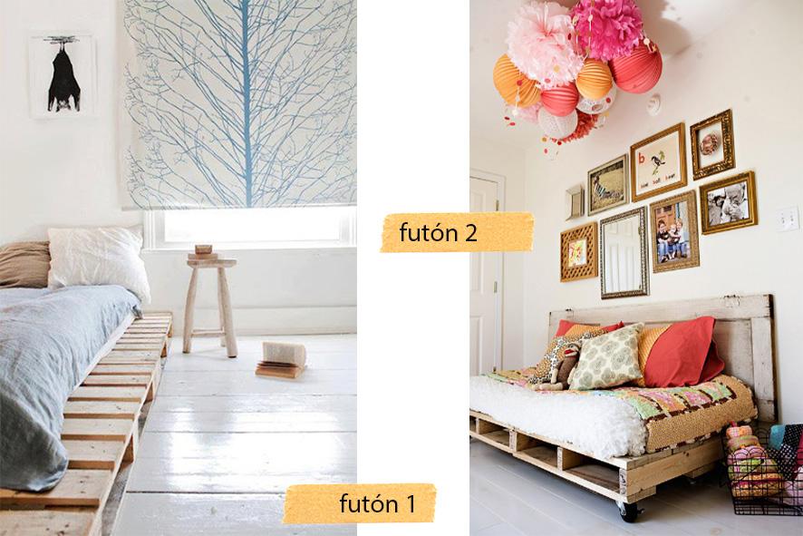 El arcon de ideas diciembre 2012 for Imagenes de futones