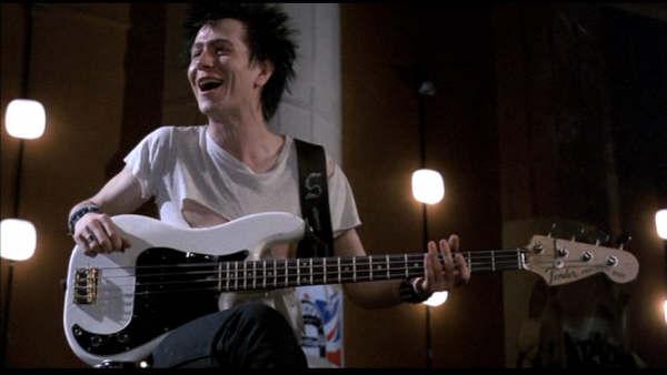 Sid Vicious Bass Hard Rock Cafe