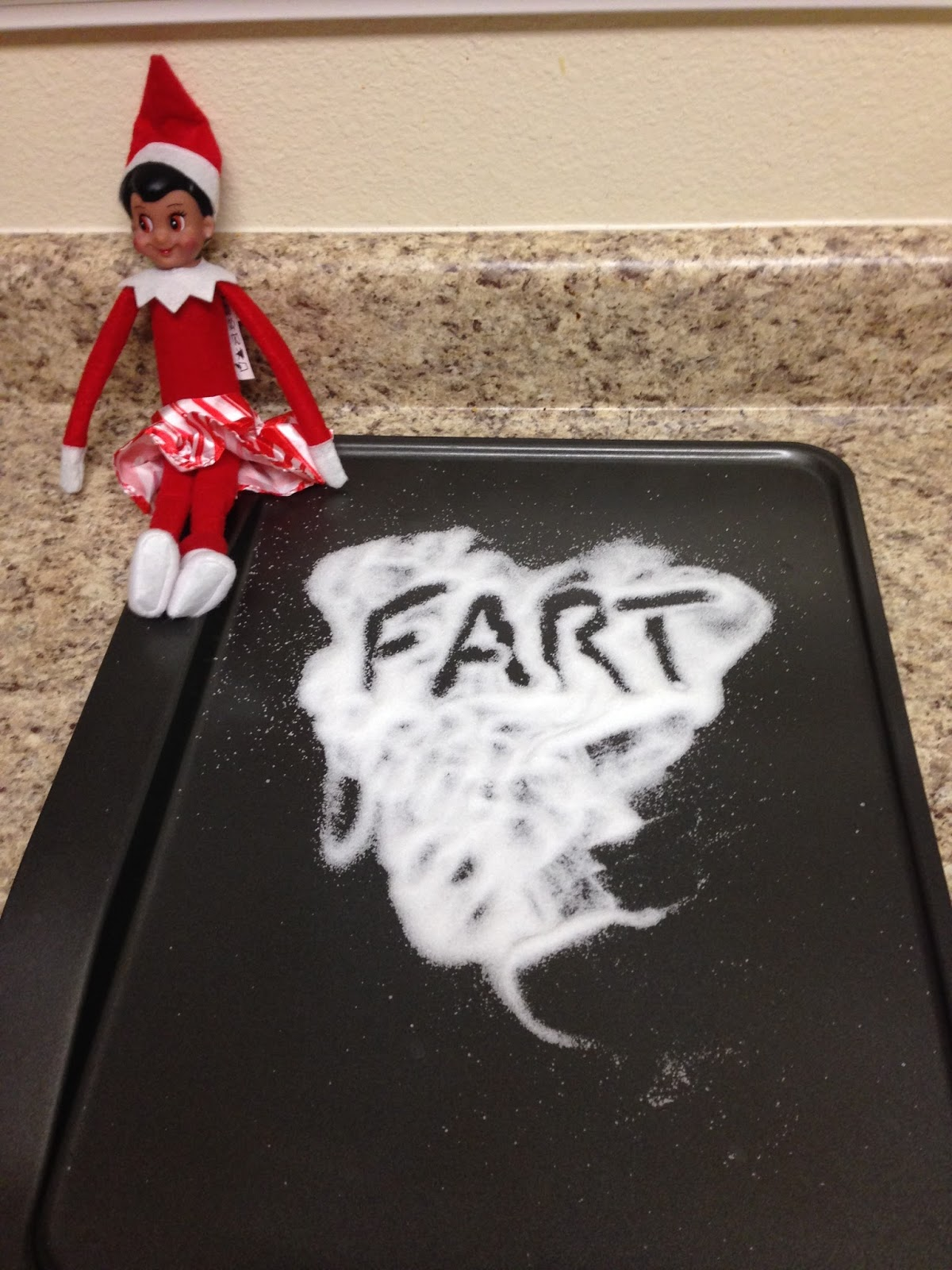 how to make elf on shelf posable
