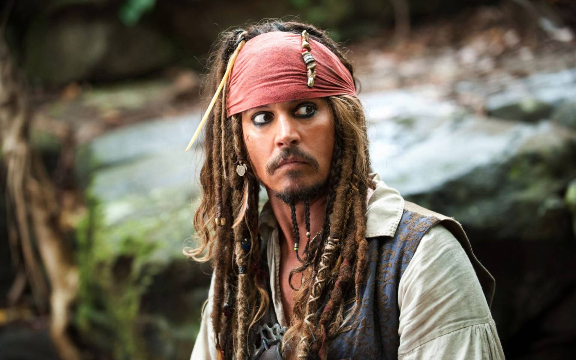 Pirates of The Carribean On Stranger Tides Wallpapers