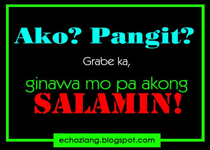 ako tagalog funny quotes quotesgram