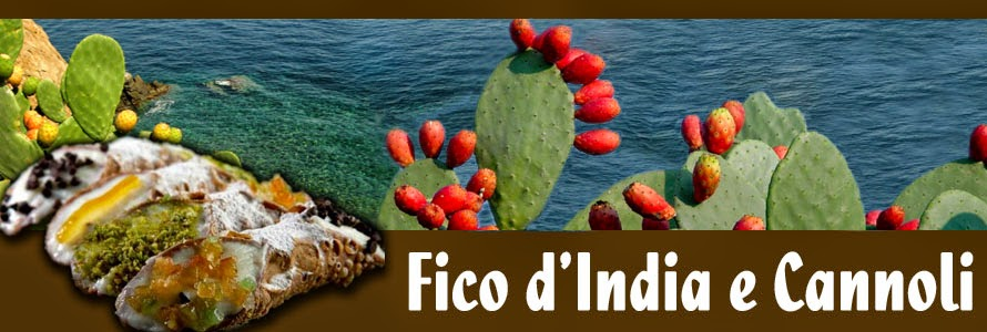 Fico d'India e Cannoli
