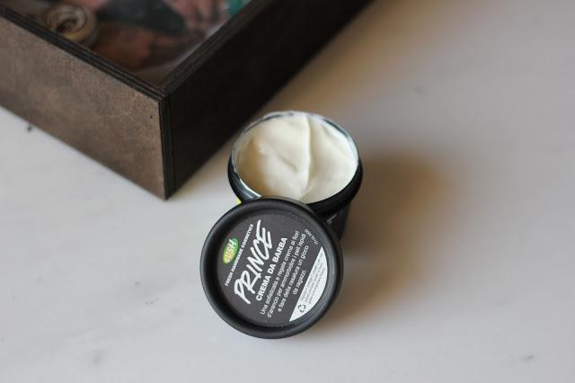 lush crema da barba