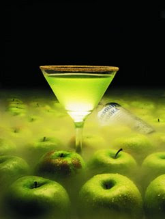 Appletini: The wimpiest drink ever created!