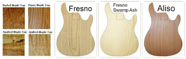 Tipos de maderas para los instrumentos musicales escuela for Fresno caracteristicas