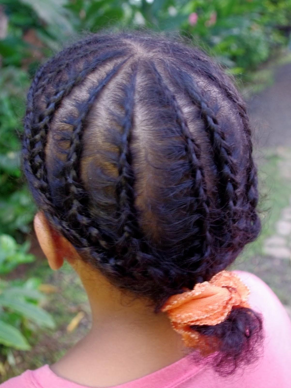 Braids & Hairstyles for Super Long Hair: Micronesian Girl~ Micro ...