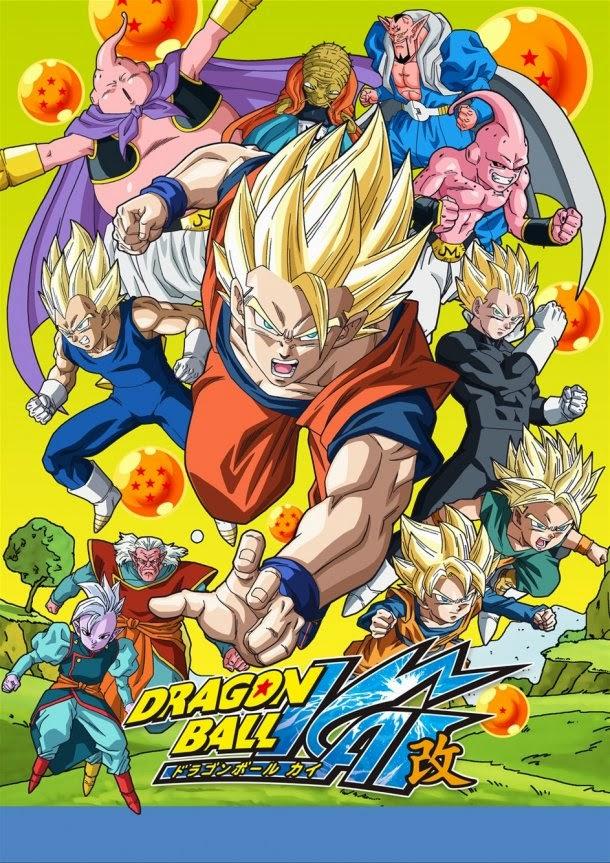 Vídeo promocional de la nueva Dragon Ball Kai
