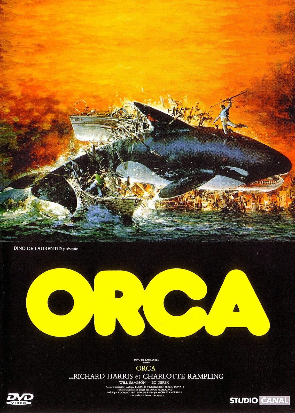 Orca the killer whale movie - photo#16