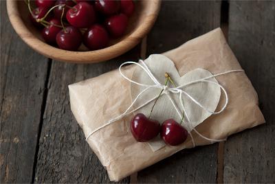 decorar con cerezas
