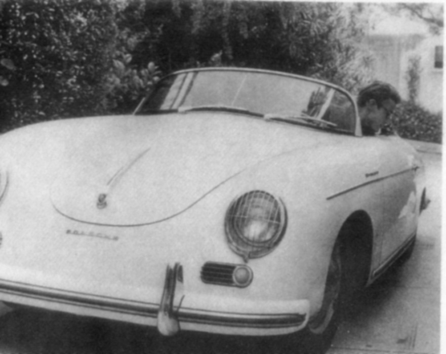 Phscollectorcarworld Lost Star Cars James Dean S Porsche