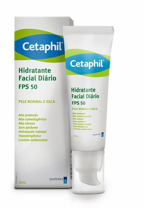 Cetaphil Hidratante Facial Diário FPS 50