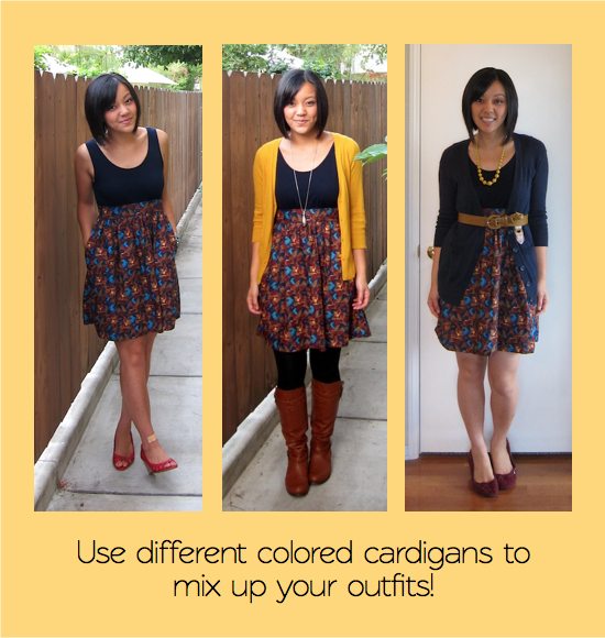 Putting Me Together: Building a Remixable Wardrobe, Part 4 ...