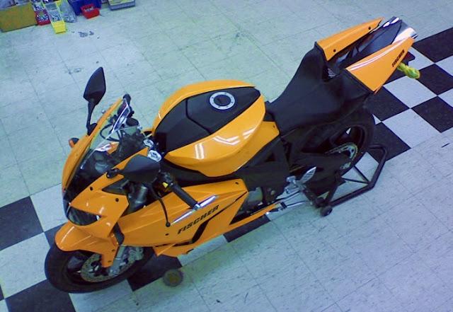 Fischer MRX Motorbike Top