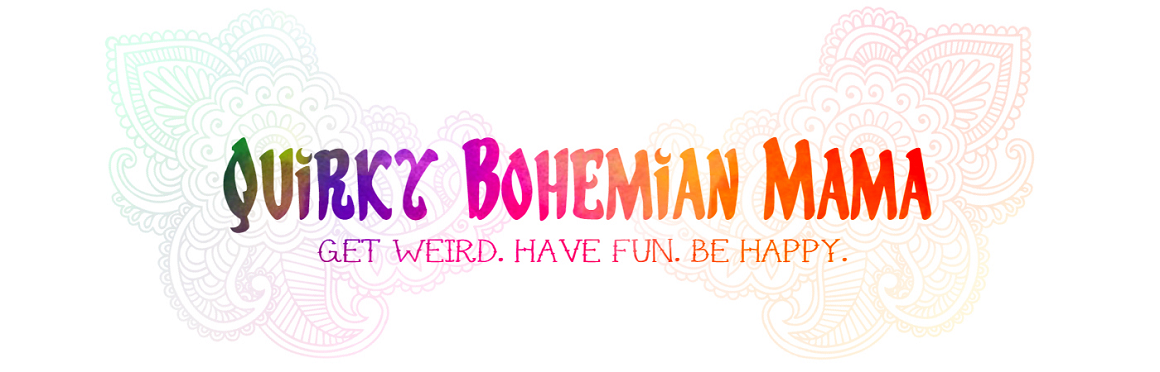 Quirky Bohemian Mama | Frugal Bohemian Lifestyle Blog