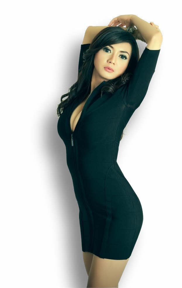 foto amel alvi model hot bikini hot dan seksi foto bugil