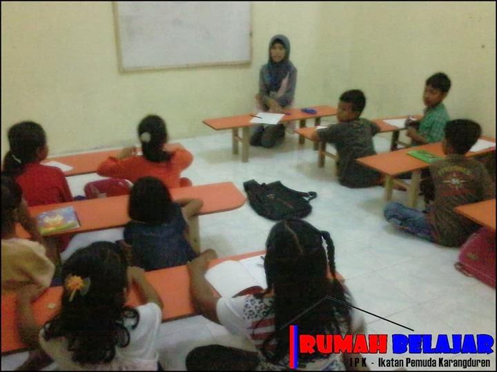 Rumah Belajar IPK - Ikatan Pemuda Karangduren - Balung | Pacapaku