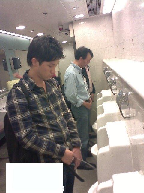 pinoywatcherwebcam: spy cam at urinals