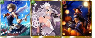 Rage of Bahamut Leader Card