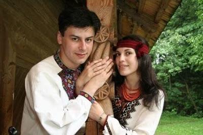 Wedding in Lviv, Ukraine