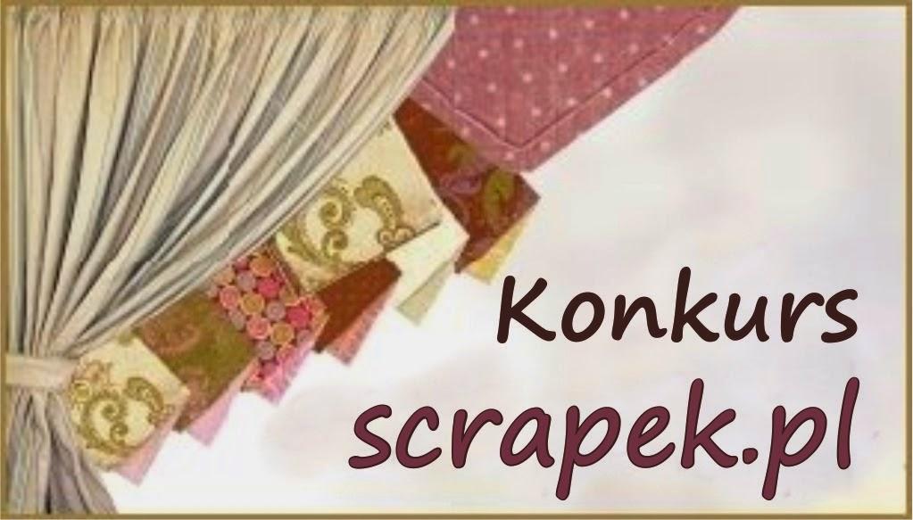 Konkurs w Scrapku :-)