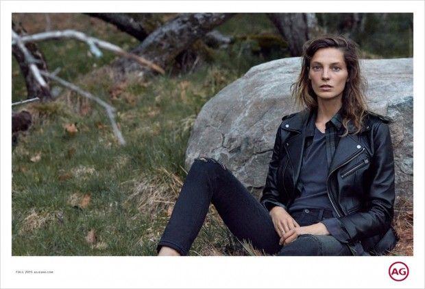 daria werbowy ag jeans fall 2015