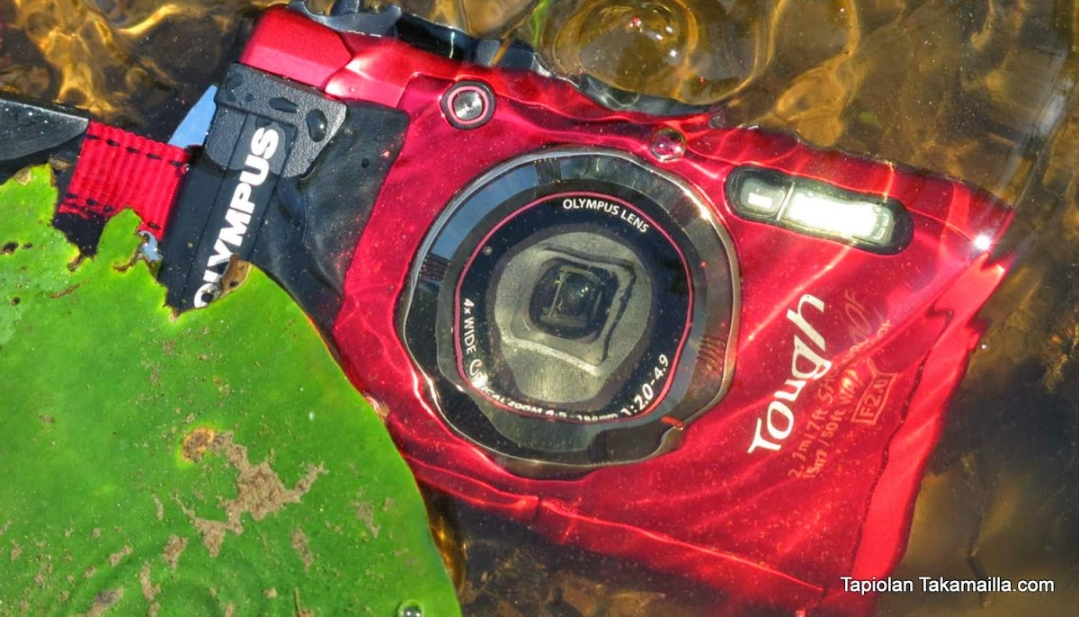 Olympus TG-3 Tough
