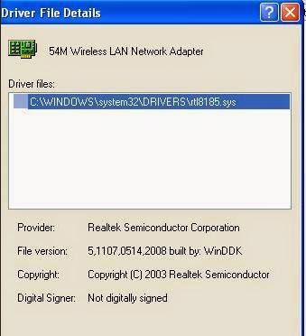 CANYON CNP-WF511 DRIVER