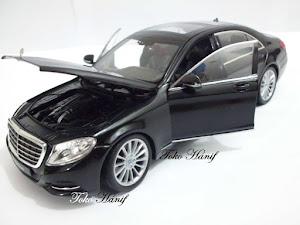 Mercedes Benz E63 S
