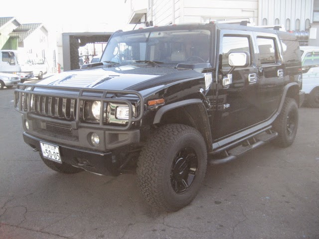 19554a2n7 2005 General Motors Hummer H2 Lhd 4wd For