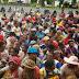 Mama-Mama Papua Berdemo Menuntut Perhatian Pemerintah