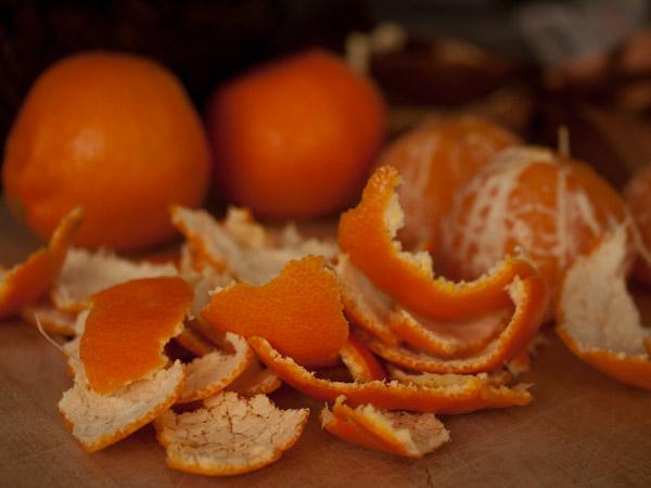 Mandarin oranges, clementines, or tangerines