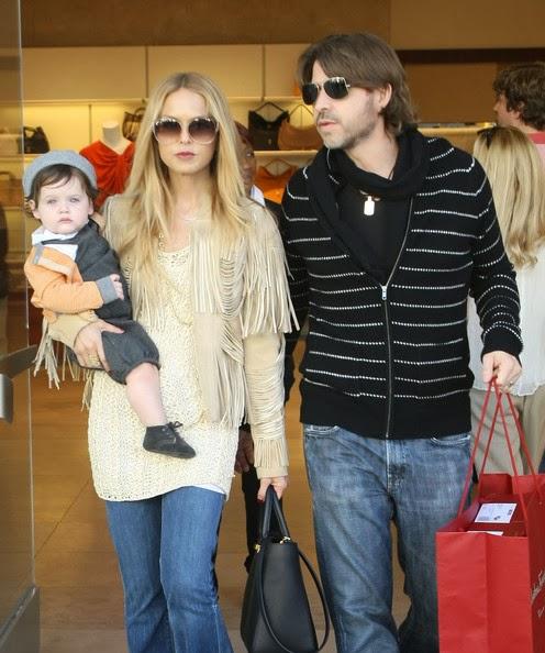 Rachel Zoe and Family
