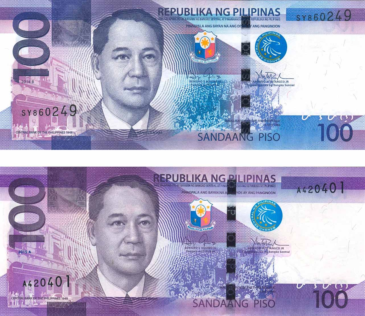 reaction paper about new philippine money Reaction paper - free download as word doc gma news and public affairs started airing an eight-part program called reaction on the west philippine sea issue.