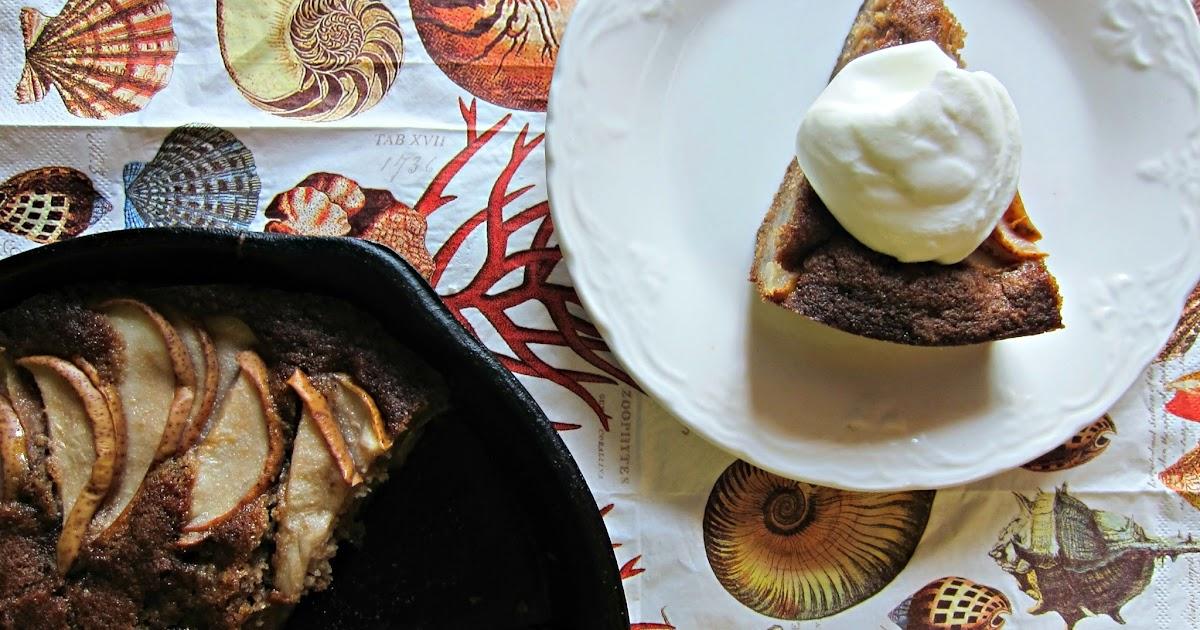 Hazelnut Cake Whipped Cream