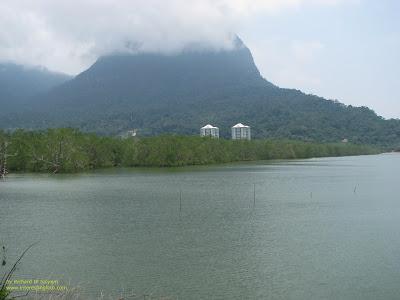 Gunung Santubong Malaysia