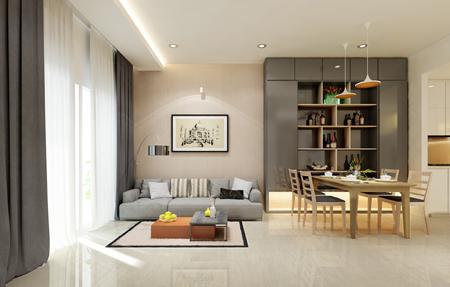 Căn hộ Office-tel The Sun Avenue: Tặng tiền thuê nhà đến khi nhận căn hộ