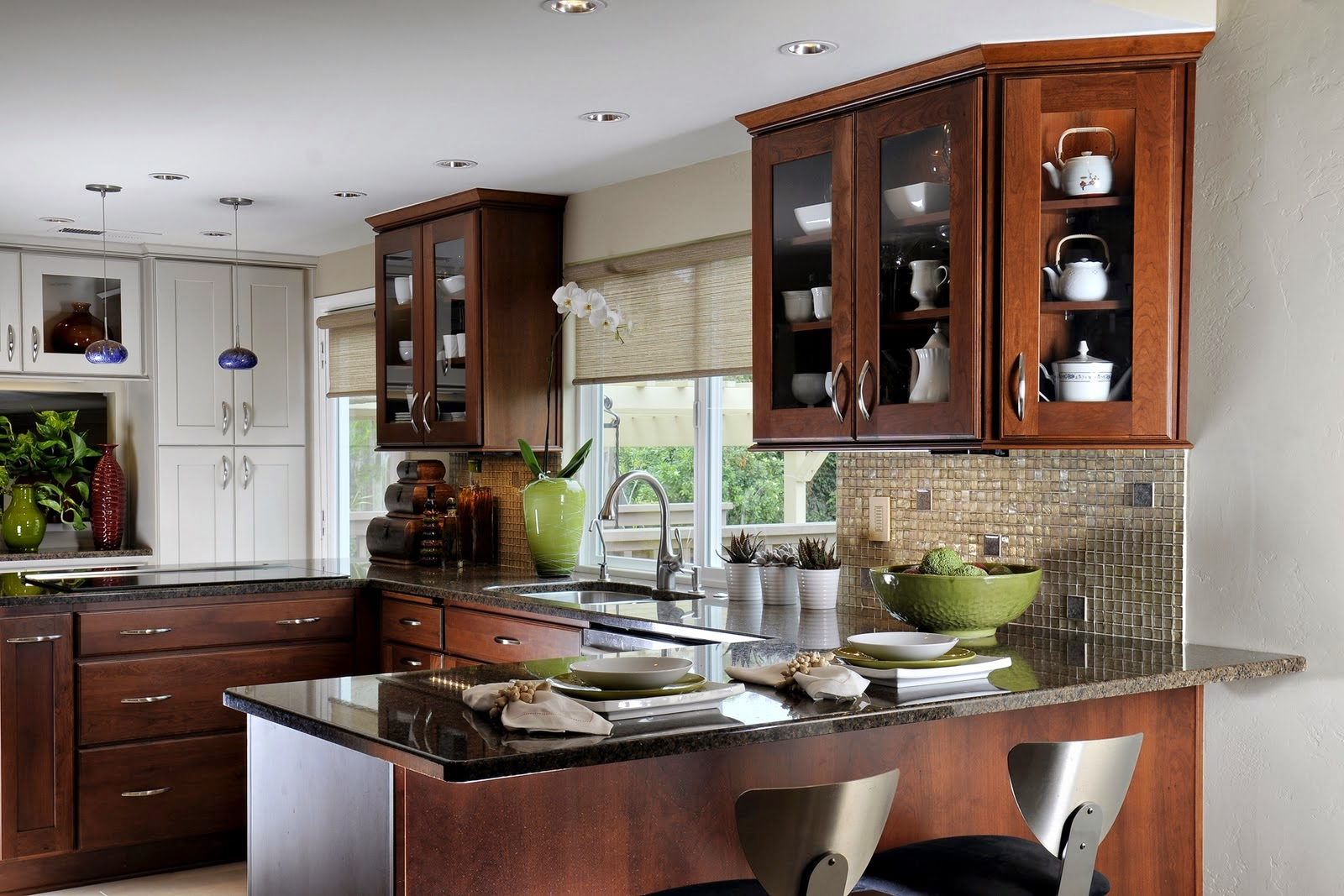 Kitchen Wooden Kitchen Sets For Stunning Small Kitchen Remodel Ideas