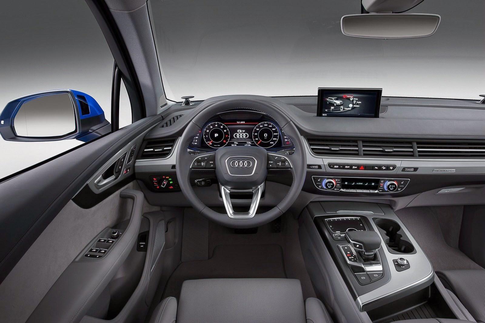 Nuevo Audi Q7 2015
