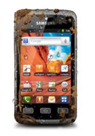 Samsung galaxy xcover smarthphone